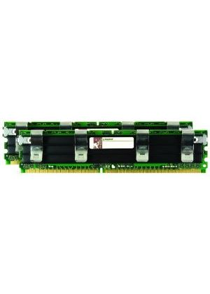 Kingston - Memory - 8 GB ( 2 x 4 GB ) - FB-DIMM 240-pin - DDR2 - 667 MHz - fully buffered # KTA-MP667AK2/8G