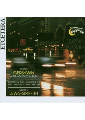 Dorothy Lewis-Griffiths - Piano Solo Album, A