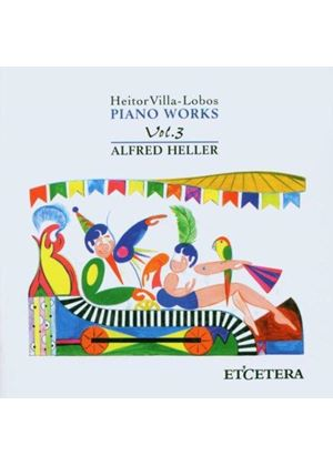 Alfred Heller - Piano Works Vol.3
