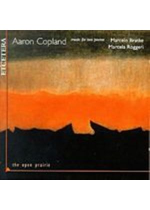 Aaron Copland - Music For Two Pianos (Music CD)
