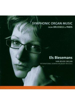 Els Biesemans - Symphonic Organ Works