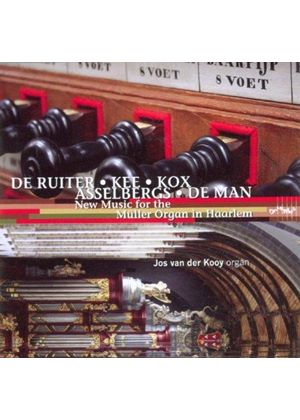 VARIOUS COMPOSERS - New Music For The Muller Organ In Harlem (Van Der Kooy)