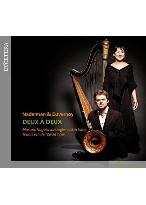 F.J. Naderman, F. Duvernoy: Deux a Deux (Music CD)