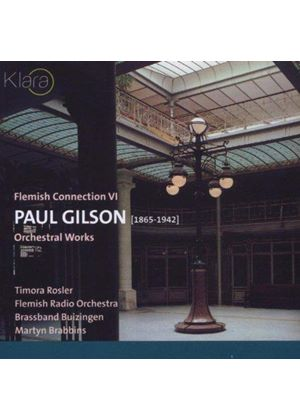 Gilson: Orchestral Works