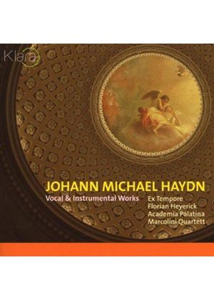 Haydn, JM: Vocal and Instrumental Works