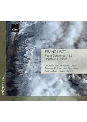Liszt: Piano Concertos 1 & 2; Sonata in B minor (Music CD)