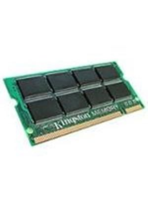 Kingston - Memory - 1 GB - SO DIMM 200-pin - DDR II - 533 MHz / PC2-4200 - CL4 - 1.8 V - unbuffered - non-ECC # KTD-INSP6000A/1G