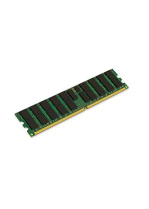 Kingston - Memory - 2 GB - DIMM 240-pin - DDR II - 400 MHz / PC2-3200 - registered # KTD-WS670/2G