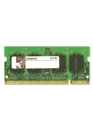 Kingston - Memory - 2 GB - SO DIMM 200-pin - DDR II - 667 MHz / PC2-5300 - unbuffered # KTH-ZD8000B/2G