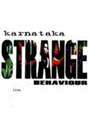 Karnataka - Strange Behaviour Live (Music Cd)