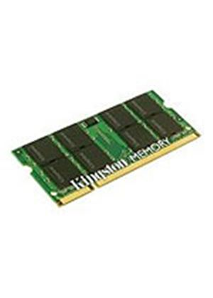 Kingston - Memory - 2 GB - SO DIMM 200-pin - DDR II - 667 MHz - unbuffered # KTT667D2/2G