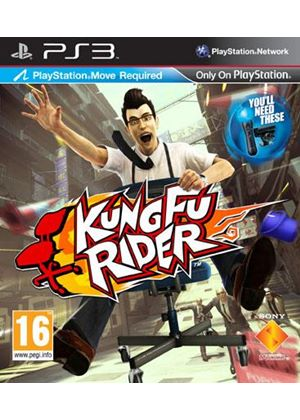 Kung Fu Rider: Move (PS3)