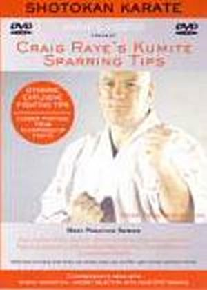 Craig Rayes Kumite Sparring Tips