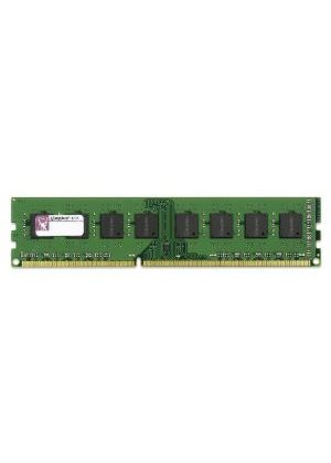 Kingston ValueRAM - Memory - 4 GB - DIMM 240-pin - DDR3 - 1066 MHz / PC3-8500 - CL7 - 1.5 V - unbuffered - non-ECC