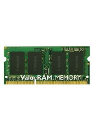 Kingston ValueRAM - Memory - 2 GB - SO DIMM 204-pin - DDR3 - 1066 MHz / PC3-8500 - CL7 - 1.5 V - unbuffered - non-ECC