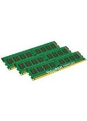 Kingston ValueRAM 6GB (3x2GB) DDR3 1066MHz ECC 240pin CL7 DIMM SR x8 with Therman Sensor