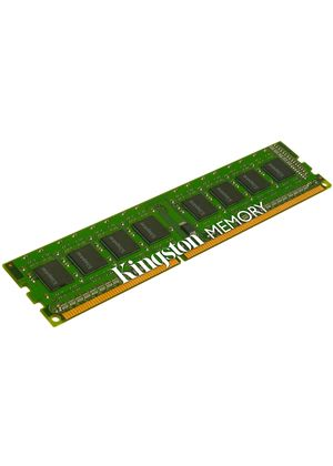Kingston ValueRAM - Memory - 8 GB - DIMM 240-pin - DDR3 - 1333 MHz / PC3-10600 - CL9 - 1.5 V - registered with parity - ECC