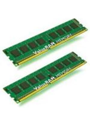 Kingston ValueRAM 8GB  (2x4GB) DDR3 1333MHz Non-ECC 240pin DIMM Memory Module Kit