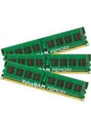 Kingston ValueRAM 6GB (3x2GB) 1333MHz ECC CL9 240pin DIMM SR x8 with Thermal Sensor