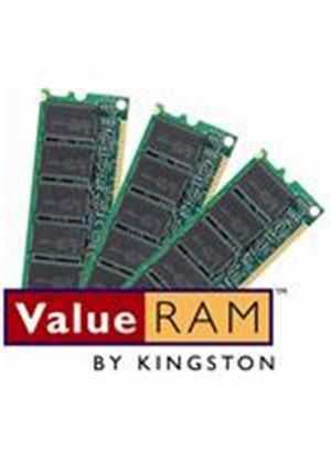 Kingston ValueRAM - Memory - 256 MB - DIMM 168-pin - SDRAM - 133 MHz / PC133 - CL3 - unbuffered - non-ECC # KVR133X64C3Q/256