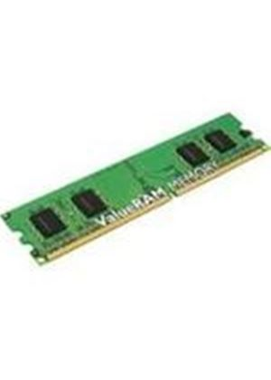 Kingston ValueRAM - Memory - 2 GB - DIMM 240-pin - DDR II - 400 MHz / PC2-3200 - CL3 - 1.8 V - registered - ECC # KVR400D2S4R3/2G