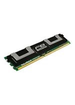 Kingston ValueRAM - Memory - 4 GB - FB-DIMM 240-pin - DDR2 - 667 MHz - CL5 - 1.8 V - fully buffered - ECC # KVR667D2D4F5/4GI