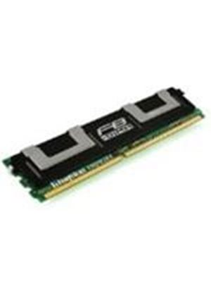 Kingston ValueRAM - Memory - 2 GB - FB-DIMM - DDR II - 667 MHz - CL5 - 1.8 V - fully buffered - ECC # KVR667D2D8F5/2G