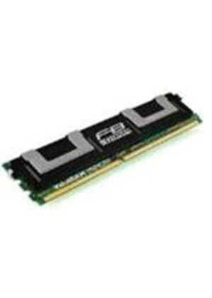 Kingston ValueRAM - Memory - 2 GB - FB-DIMM - DDR II - 667 MHz - CL5 - 1.8 V - fully buffered - ECC - Intel Memory Validation Program # KVR667D2D8F5/2GI