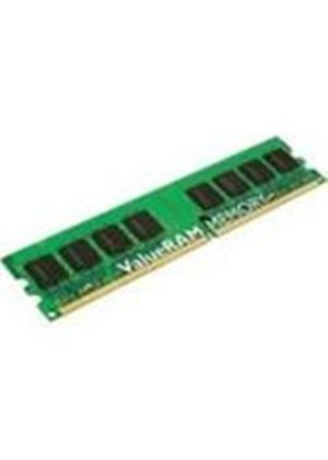 Kingston ValueRAM - Memory - 4 GB ( 2 x 2 GB ) - DIMM 240-pin - DDR II - 667 MHz - CL5 - 1.8 V - unbuffered - ECC # KVR667D2E5K2/4G