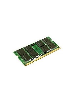 Kingston ValueRAM - Memory - 1 GB - SO DIMM 200-pin - DDR2 - 800 MHz - CL6 - 1.8 V - unbuffered - non-ECC # KVR800D2S6/1G