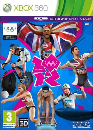 London 2012 – The Official Video Game of the Olympic Games (Xbox 360)