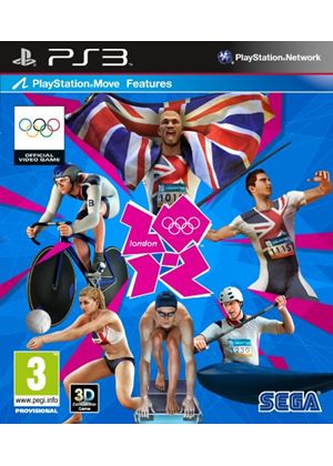 London 2012 – The Official Video Game of the Olympic Games (PS3)