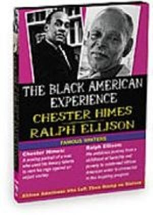 Black American Experience - Famous Writers - Chester Himes And Ralph Ellison