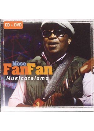 Mose Se 'Fan Fan' - Musicatelama (Music CD)