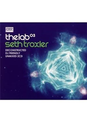Various Artists - Seth Troxler - The Lab (2CD Unmixed) (Music CD)