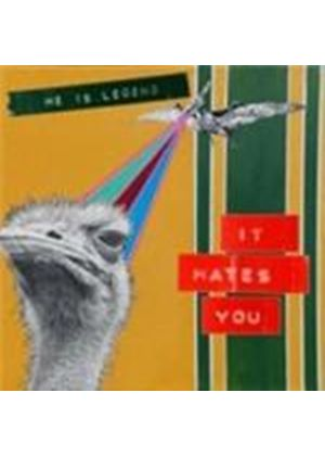 He Is Legend - It Hates You (Music CD)