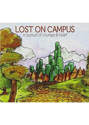 Lost On Campus - In Pursuit Of Courage And Heart (Music CD)