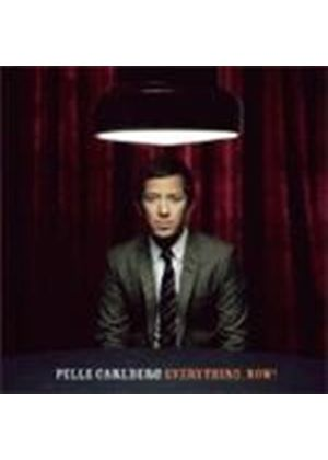 Pelle Carlberg - Everything. Now (Music CD)