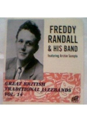 Freddy Randell Band - Great British Traditional Jazzbands Vol.14