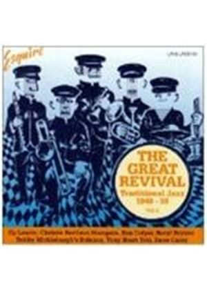 Various Artists - Great Revival Vol.1 (Traditional Jazz 1949-1958)