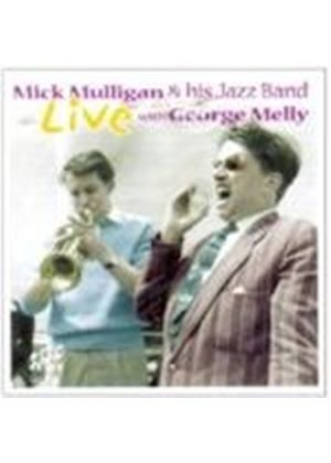 Mick Mulligan Jazz Band & George Melly (The) - Live