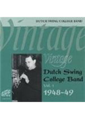 Dutch Swing College Band - Vintage Dutch Swing Volume 1 (Music CD)