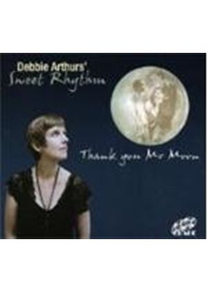 Debbie Arthur's Sweet Rhythm - Thank You Mr. Moon