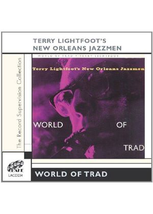 Terry Lightfoot & His New Orleans Jazzmen - World Of Trad
