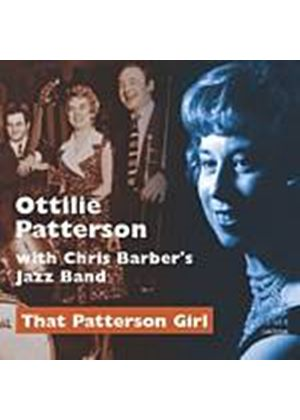 Ottilie Patterson - With Chris Barbers Jazzband - That Patterson Girl (Music CD)