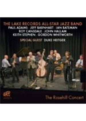 Lake Records Jazzband - Rosehill Concert, The (Music CD)