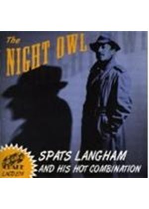 Spats Lagham & His Hot Combination - Night Owl, The (Music CD)