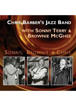 Chris Barber & Sonny Terry/Brownie McGhee - Sonny Brownie And Chris (Music CD)
