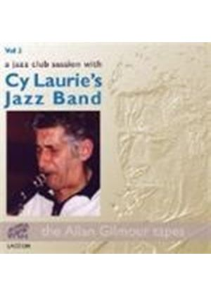 Cy Laurie's Jazz Band - Jazz Club Session With Cy Laurie's Jazz Band Vol.2, A (Music CD)