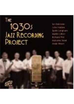 1930s Jazz Recording Project - 1930s Jazz Recording Project, The (Music CD)